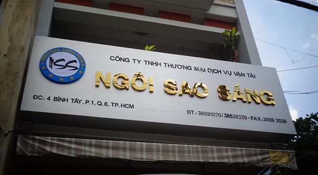 thi công ốp alu bảng hiệu tại đà nẵng