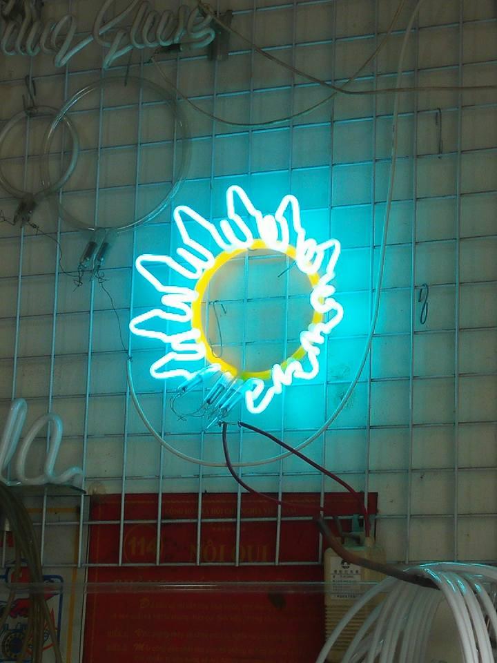 đèn neon sign tại đà nẵng