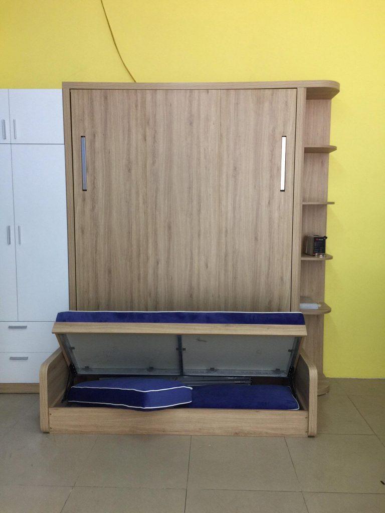Thiết kế thi công giường thông minh tại Đà Nẵng 0974480518