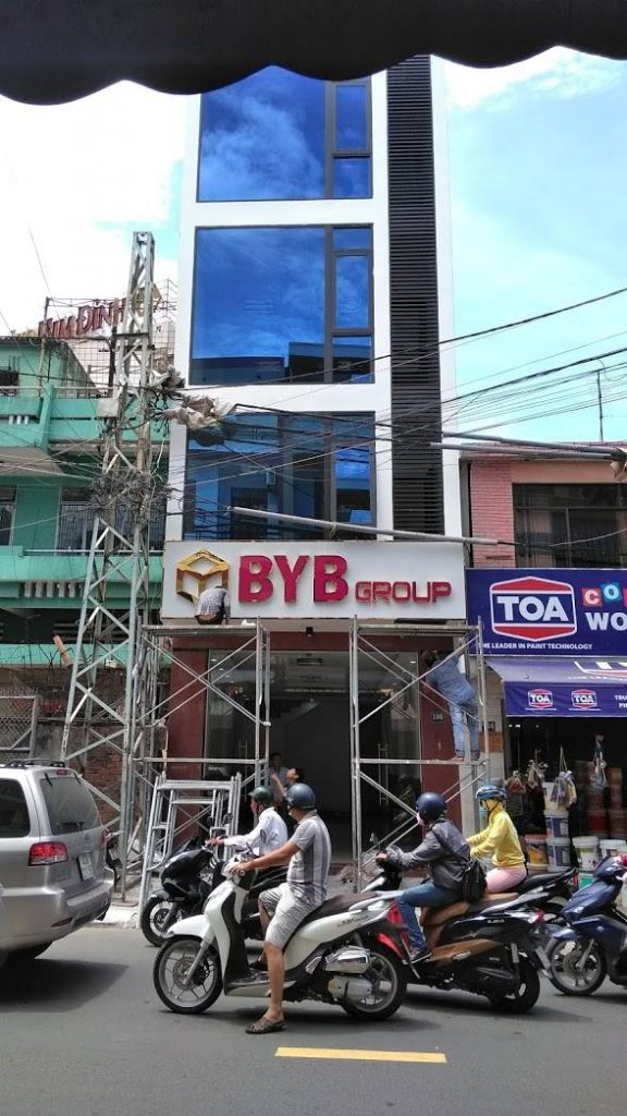 thi công làm bảng hiệu quảng cáo tại đà nẵng