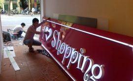 thi công làm bảng hiệu tại đà nẵng