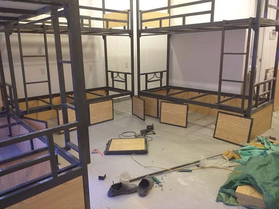 Giường tầng sắt nội thất 07 tại Đà Nẵng 0974480518