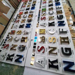 Làm chữ nổi tại đà nẵng 0974480518