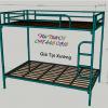 Giường sắt 2 tầng giá rẻ tại Đà Nẵng , giá tại xưởng, Lh 0974480518