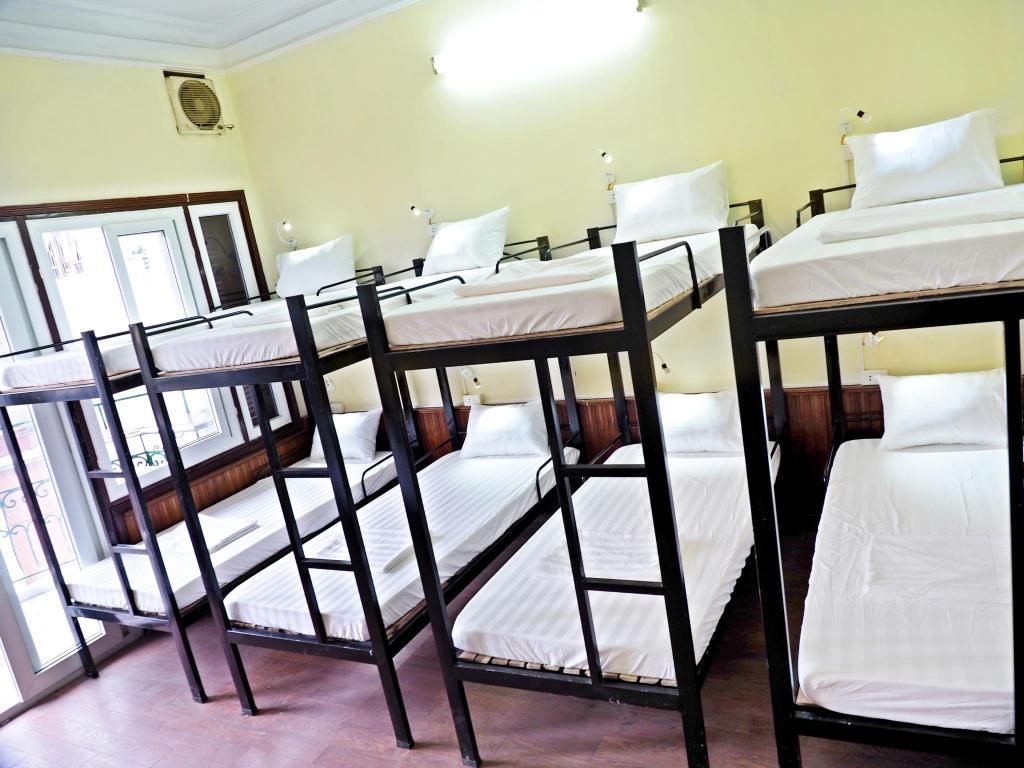 Giường sắt 2 tầng tại Đà Nẵng, nội thất 07