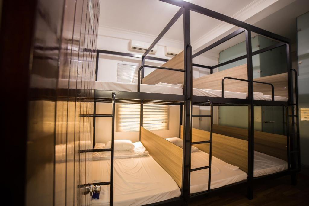 Giường 2 tầng sắt tại Đà Nẵng, nội thất 07