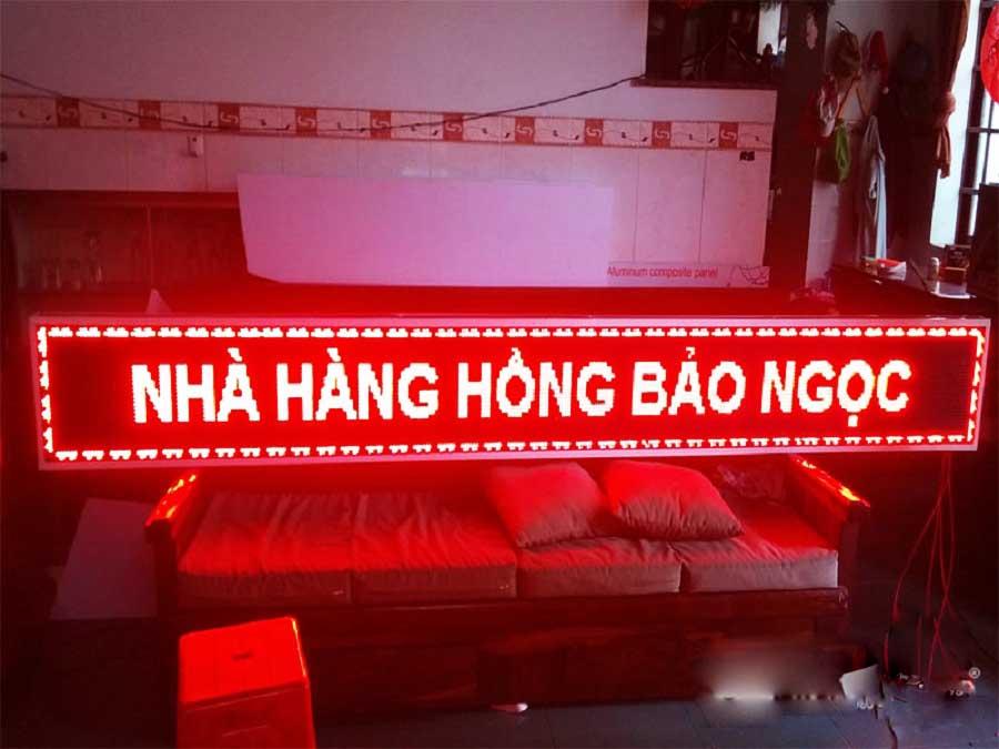 Làm bảng hiệu đèn led tại Đà Nẵng 0974480518