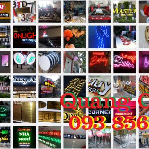 Làm biển hiệu tại Đà Nẵng LH: 0974480518 - 0938569427