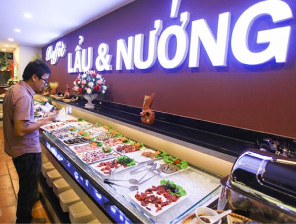 Bảng hiệu nhà hàng Đà Nẵng 0974480518