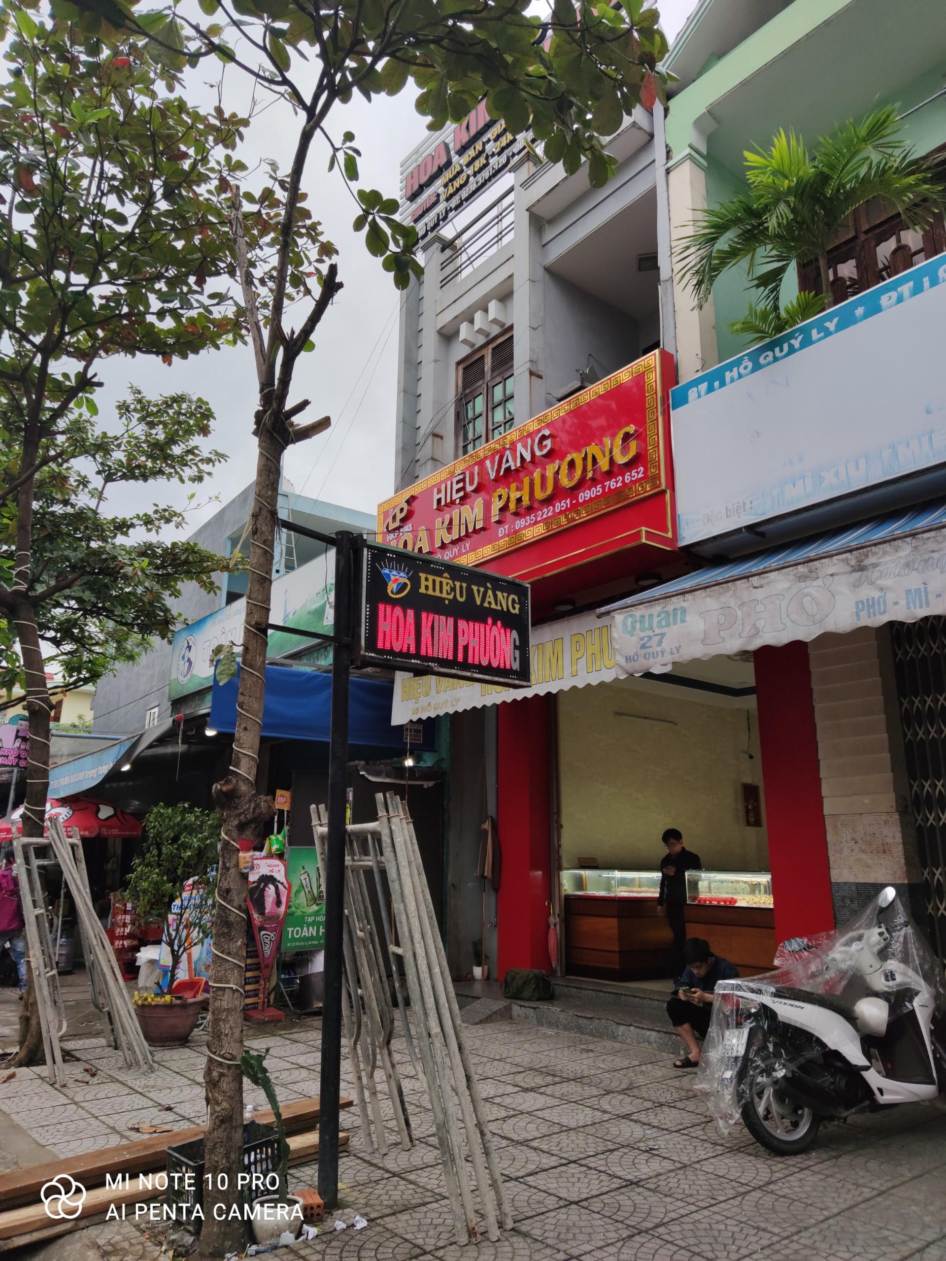 Thi công làm bảng hiệu quảng cáo tiệm vàng đẹp ở Đà Nẵng LH: 0974480518