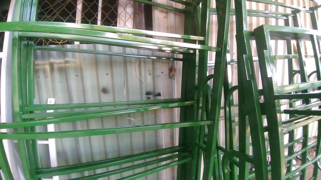 Xưởng sản suất giường tầng sắt quân đội tại Đà Nẵng LH: 097 448 0518
