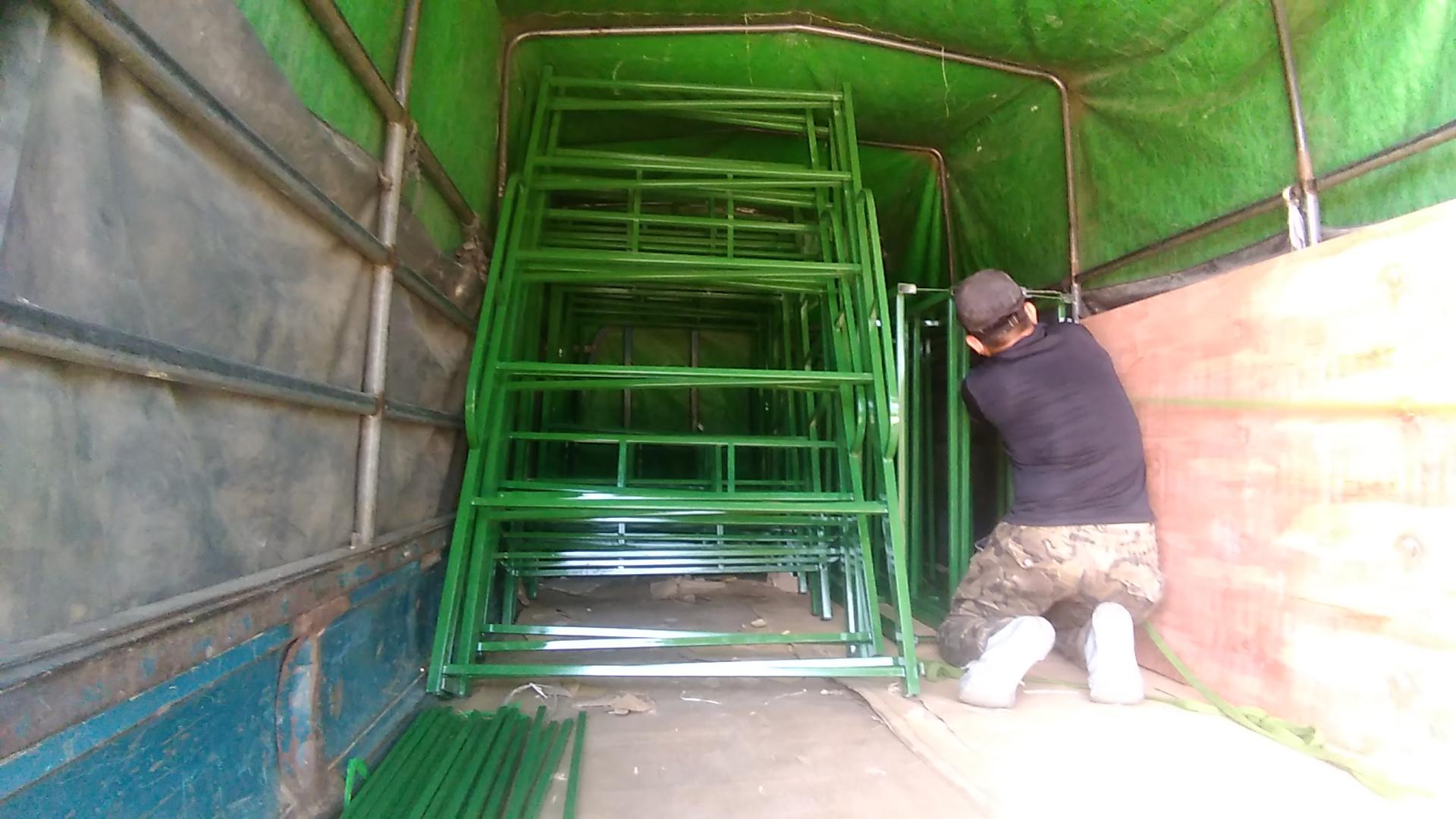 Vận chuyển giường tầng sắt quân đội tại Đà Nẵng LH: 097 448 0518