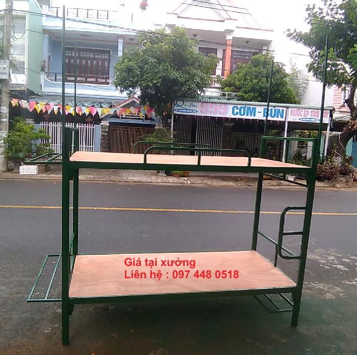 Giường tầng sắt tại Đà Nẵng LH: 097 448 0518
